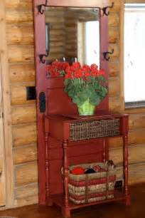 Old Door Projects Pinterest Old Door Hall Tree Old Door Projects Pinterest