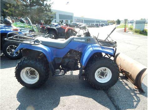 2001 Kawasaki Bayou 220 by Kawasaki Bayou 220 Motorcycles For Sale In Big Bend Wisconsin