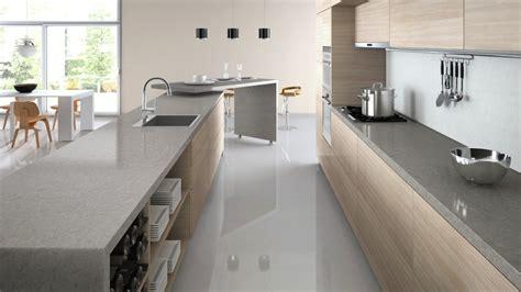 Grey Caesarstone Countertops by Grey Caesarstone Quartz C4030 Granit Plus
