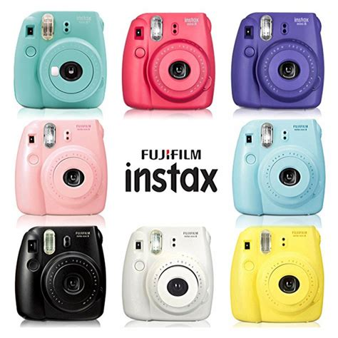 instax mini 8 colors fujifilm instax mini 8s yellow 250150020y ban huat