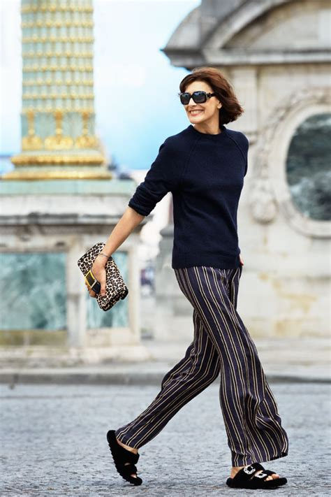 Fashion Tips You Will by We Were Surprised By Ines De La Fressange S Fashion Mantra