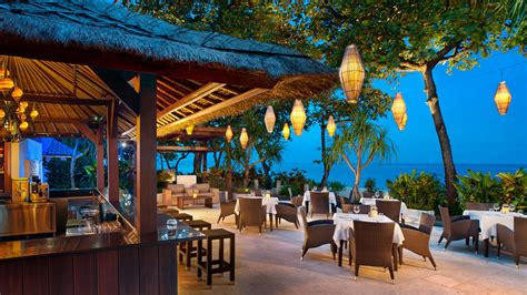 best resort nusa dua best restaurant in nusa dua dining at the laguna bali