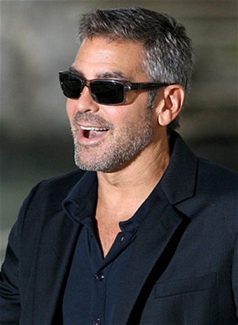 sunglass style george clooney