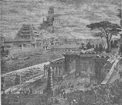 facts and images of the hanging gardens of babylon