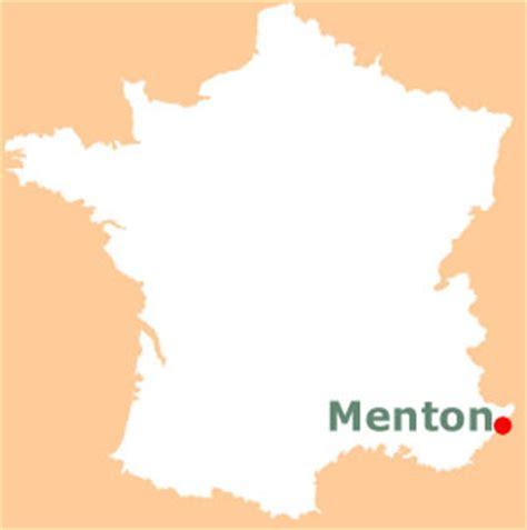 Chambre d'hôte à Menton dans les Alpes Maritimes : Côte d'Azur