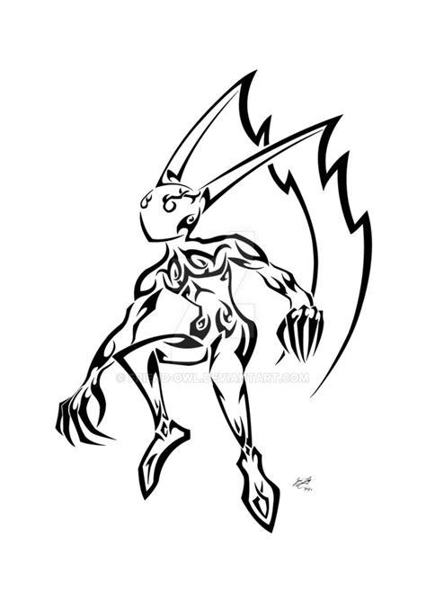 tribal neoshadow by friend owl on deviantart