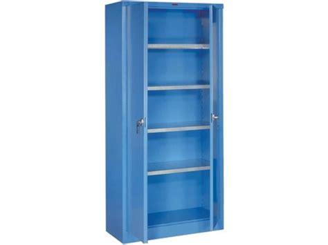 Metal Utility Cabinets xtra heavy duty steel utility cabinet 800lb cap 36x18x78