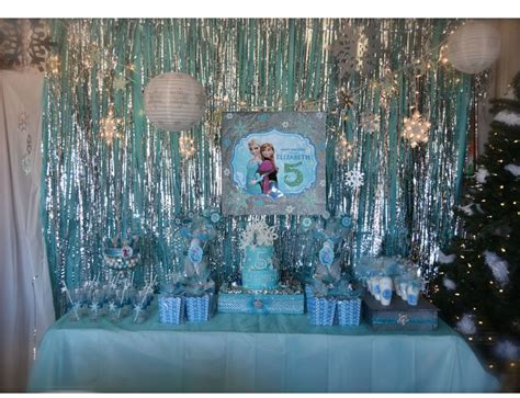 frozen birthday theme decorations frozen themed birthday frozen birthday