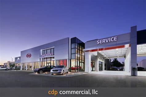 Kia Dealership Chandler Az Camelback Kia Cdp Commercial Photography Architectural