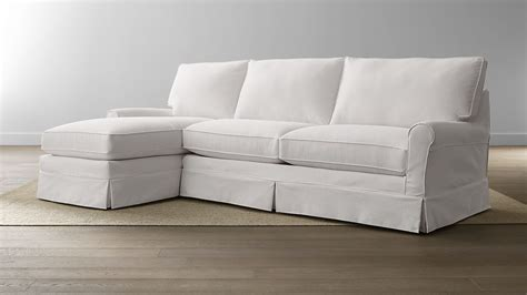 slipcovered sectional sofas luxury slipcover sectional