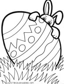 easter coloring easter coloring pages free large images