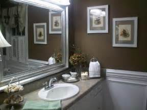Decorating A Small Half Bathroom » Ideas Home Design