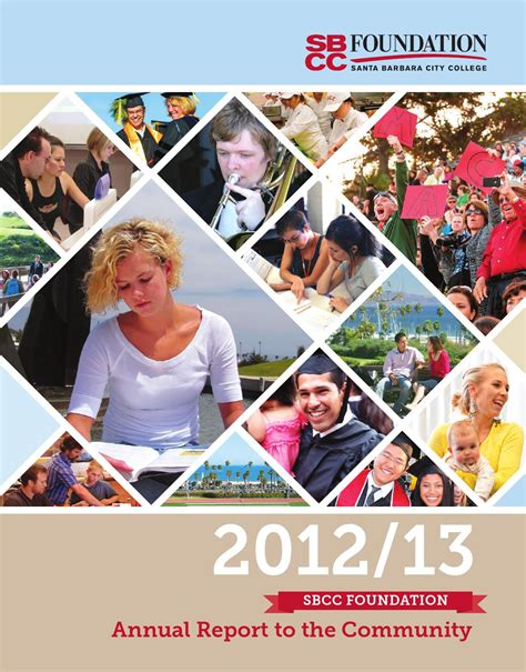 sbcc foundation annual report by foundation1 issuu
