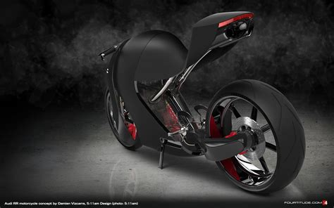 Audi Motorcycle by Audi S Hybrid Motorcycle Concepts