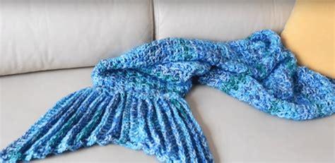 cola de sirena en crochet manta cola de sirena a crochet diy patronesmil