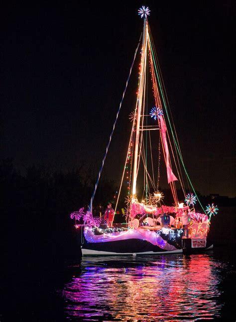 boca boat parade holiday boat parade boca raton florida boca raton