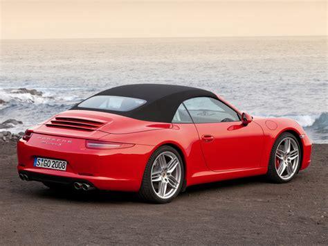 carrera porsche convertible porsche 911 carrera s cabriolet 991 2012 2013 2014