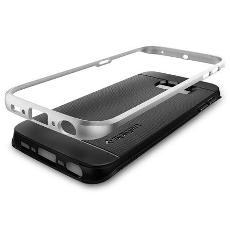 Spigen Samsung S5 Neo Hybrid Satin Silver spigen neo hybrid satin silver samsung galaxy s6 edge