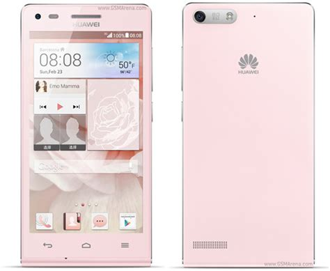 Hp Huawei Warna Pink huawei ascend g6 pictures official photos