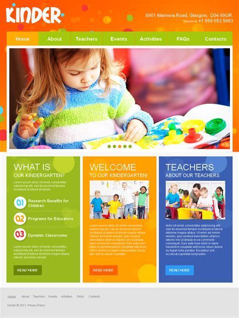 nursery brochure templates free nursery website thenurseries