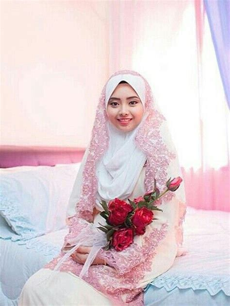 Abiya Khimar Dusty Pink 73 best muslimah wedding dress images on