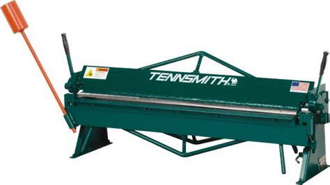 bench brake ten hbs48 16 buy tennsmith sheet metal brakes by