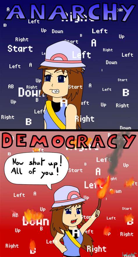 2014 A Twitch Odyssey Twitch Plays Pokemon Know Your Meme - twitch plays pokemon by ludichat on deviantart