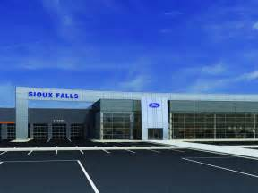 Ford Sioux Falls Sioux Falls Ford Lincoln Starts Work On New Site