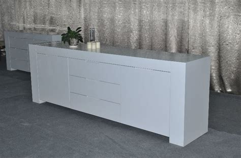 Lemari Buffet White Glossy white high gloss modern buffet buy white high gloss buffet white buffet cabinets buffet table