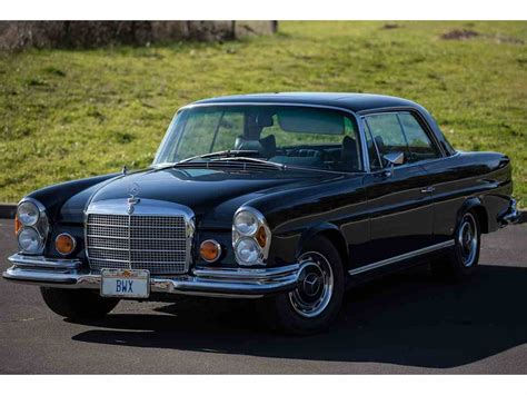 classic mercedes for sale 1971 mercedes 280se for sale classiccars cc