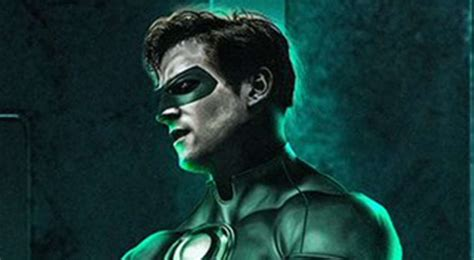 which green lantern justice league carspart