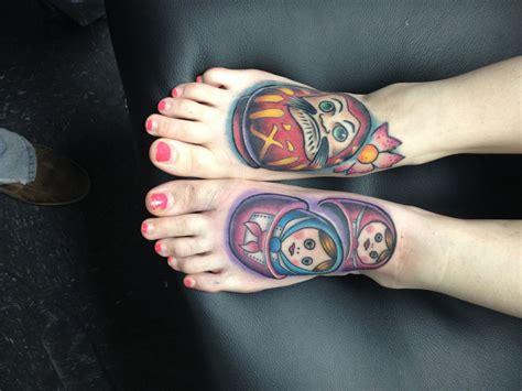 henna tattoo columbia sc these are my daruma doll on right foot matryoshka
