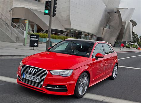 Audi A3 Hybrid by Drive Audi A3 In Hybrid Shows Vw S Commitment