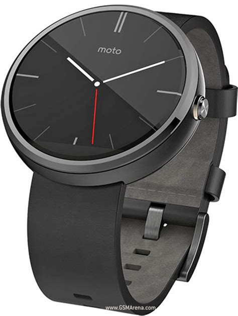 Baterai Moto 360 1 motorola moto 360 1st pictures official photos