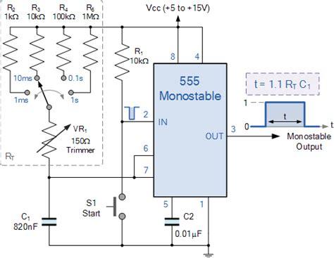 resistor calculator for 555 timer resistor calculator for 555 timer 28 images 555 designer timer astable monostable calculator