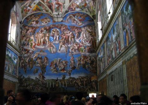 Sisteen Chapel Ceiling by 21 Travel Experiences You Must Once And Only Once