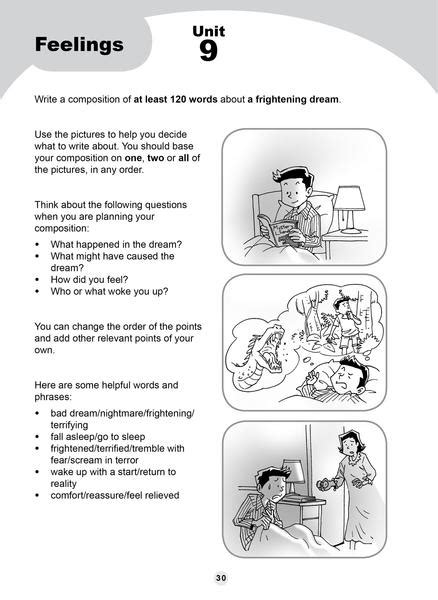 Idioms By Theme For Composition composition writing for primary 3 4 acel learning s