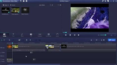 easy video editing software free download full version easy video editing software wondershare video editor 3 1