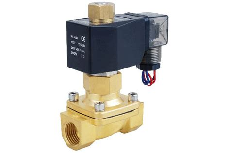 1 Normally Open Solenoid Valve by 2n Series Normally Open Solenoid Valve Xhnotion Pneumatic