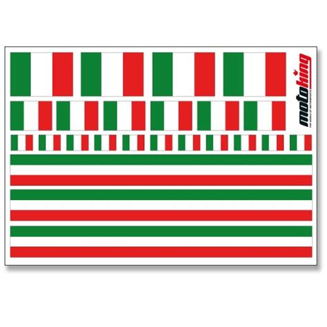 D Aufkleber In Italien by Flaggenaufkleber Italien