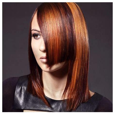 Feves Hair Color New Formula formula pretty fall color melt modern salon