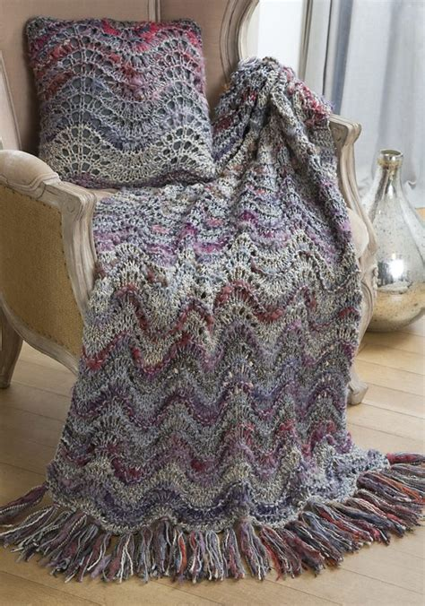 easy knitted afghan patterns easy afghan knitting patterns in the loop knitting
