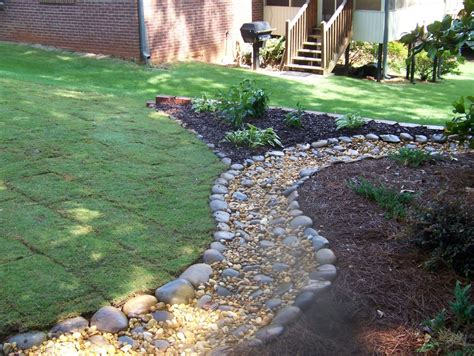 landscape edging ideas landscaping with rocks and gravel front nurani
