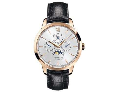 Inexpensive Perpetual Calendar Sihh 2014 Montblanc Presents The Cheapest Perpetual