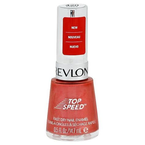 Revlon Top Speed revlon top speed poppy 420 reviews photo makeupalley