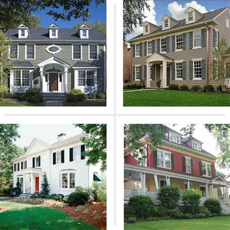 go for color paint color ideas for colonial revival houses this house