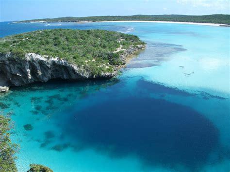 blue dean great blue un enorme buco nel mar dei caraibi