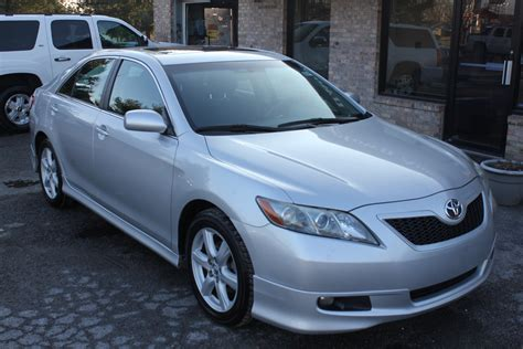 Toyota Camry Se For Sale Used 2008 Toyota Camry Se For Sale Sunroof Georgetown Auto