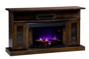 Red Barn Furniture Store 49 Quot Electric Fireplace Tv Stand From Dutchcrafters Amish