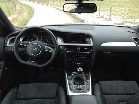 Audi A4 Interior 2013 by Audi A4 Avant S Line 2013 Interior Cars